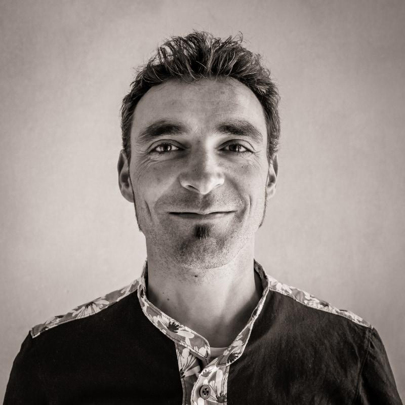 François Leroy - Massage entreprise drome - coud'pouce