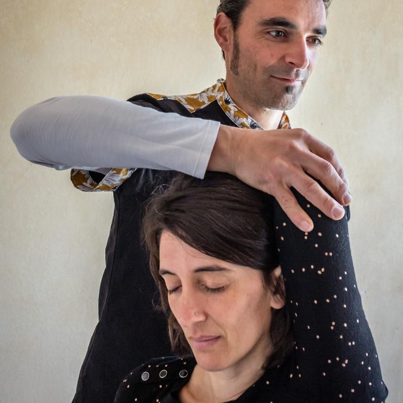 Massage entreprise drome / coud'pouce : massage anti-stress